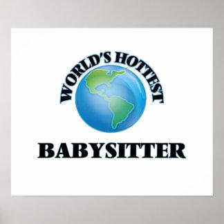 World's Hottest Babysitter Poster