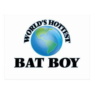 World's Hottest Bat Boy Post Cards