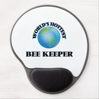 World's Hottest Bee Keeper Gel Mouse Pad