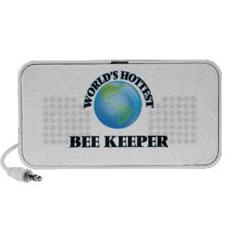 World's Hottest Bee Keeper Portable Speaker