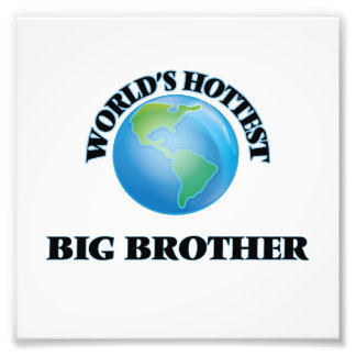 World's Hottest Big Brother Photo Art