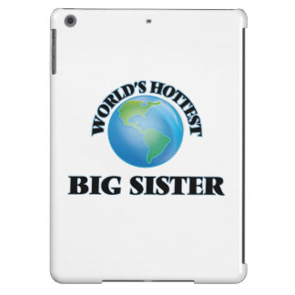 World's Hottest Big Sister iPad Air Cover