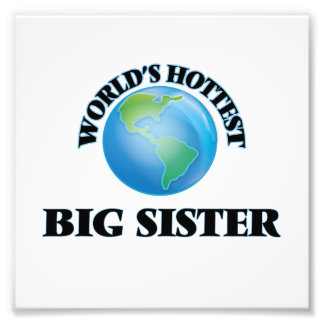 World's Hottest Big Sister Art Photo