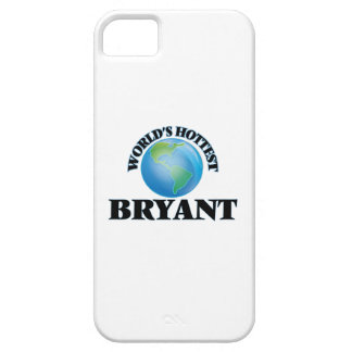 World's Hottest Bryant iPhone 5 Covers