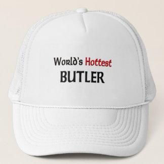 Worlds Hottest Butler Trucker Hat