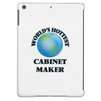 World's Hottest Cabinet Maker iPad Air Covers