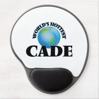 World's Hottest Cade Gel Mouse Mat