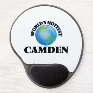 World's Hottest Camden Gel Mouse Pad