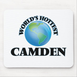 World's Hottest Camden Mouse Pad