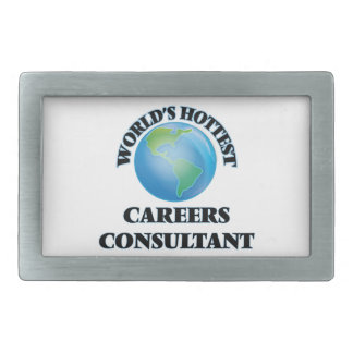 World's Hottest Careers Consultant Belt Buckles