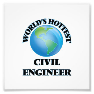 World's Hottest Civil Engineer Photo
