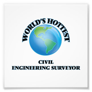 World's Hottest Civil Engineering Surveyor Photograph