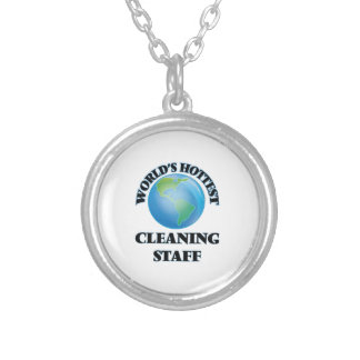 World's Hottest Cleaning Staff Custom Jewelry