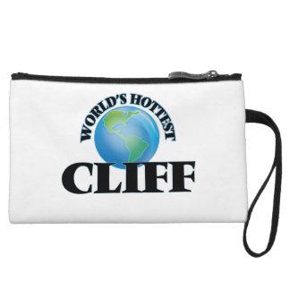 World's Hottest Cliff Wristlet Purse