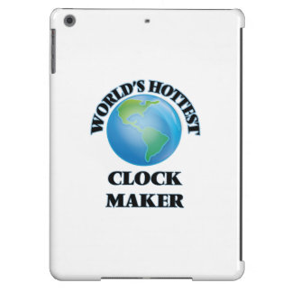World's Hottest Clock Maker iPad Air Case