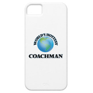 World's Hottest Coachman iPhone 5 Cover