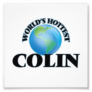 World's Hottest Colin Art Photo