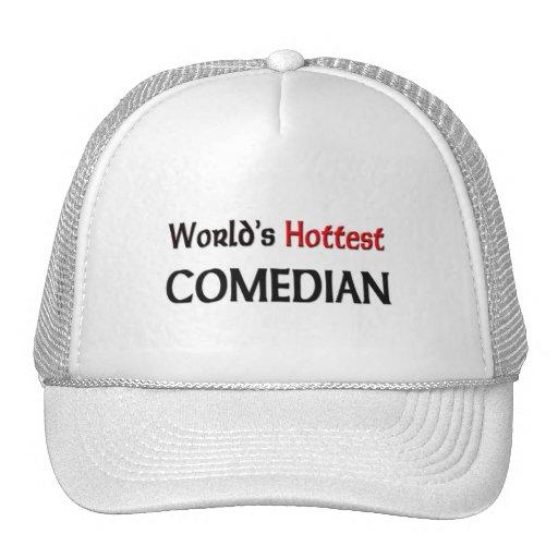 Worlds Hottest Comedian Trucker Hat