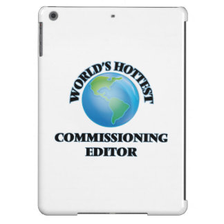 World's Hottest Commissioning Editor Cover For iPad Air
