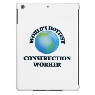 World's Hottest Construction Worker Cover For iPad Air