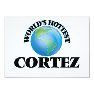 World's Hottest Cortez Card