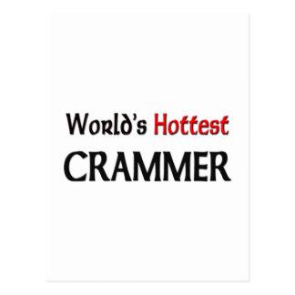 Worlds Hottest Crammer Post Cards