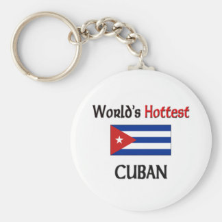 World's Hottest Cuban Keychain