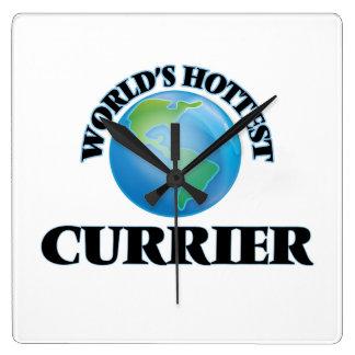 World's Hottest Currier Clocks