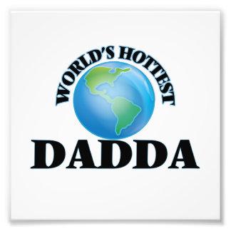 World's Hottest Dadda Photo Print