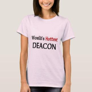 Worlds Hottest Deacon T-Shirt