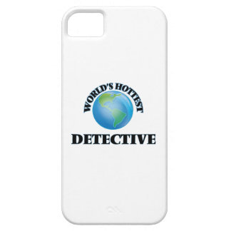 World's Hottest Detective iPhone 5 Cases