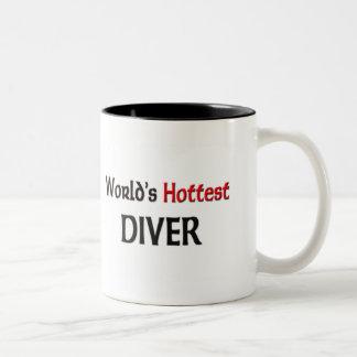 Worlds Hottest Diver Mugs