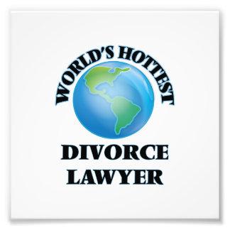 World's Hottest Divorce Lawyer Photo