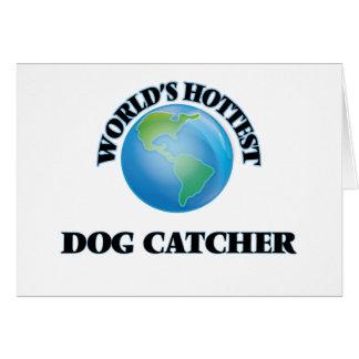 World's Hottest Dog Catcher Cards