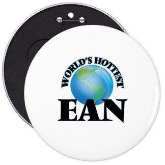 World's Hottest Ean Button