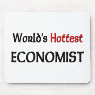 Worlds Hottest Economist Mouse Pad