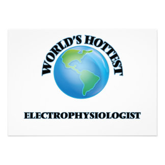 World's Hottest Electrophysiologist Personalized Announcements