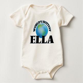 World's Hottest Ella Baby Bodysuits