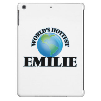 World's Hottest Emilie Cover For iPad Air