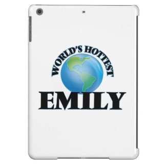 World's Hottest Emily iPad Air Cover