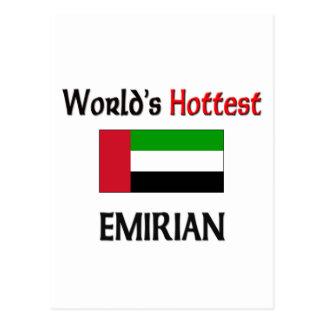 World's Hottest Emirian Postcard