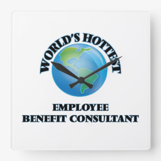 World's Hottest Employee Benefit Consultant Wallclocks