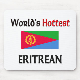 World's Hottest Eritrean Mouse Pad