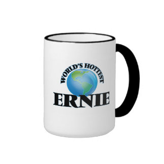 World's Hottest Ernie Coffee Mugs