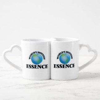 World's Hottest Essence Couples' Coffee Mug Set