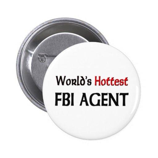 Worlds Hottest Fbi Agent Pins