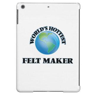 World's Hottest Felt Maker iPad Air Covers