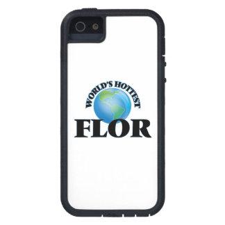 World's Hottest Flor iPhone 5 Case