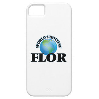 World's Hottest Flor iPhone 5 Cases