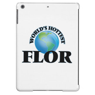 World's Hottest Flor iPad Air Covers